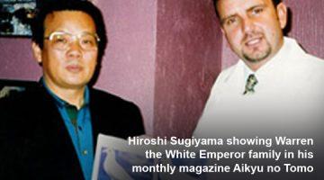 With Japanese magazine publisher