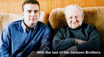 With Jannsen brother